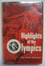pre 1965 Highlights of the Olympics Games History Durant HCDJ