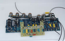 Vintage Hand wired board of 12w amp with  spring reverb DIY guitar amp MOJO12