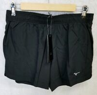 Mizuno Women's Shorts Black Medium