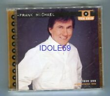 CD de musique album pour chanson française love