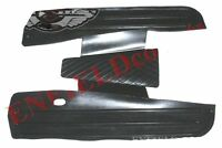 Black Rubber Floor Mat Foot Mat Stripe Type Vespa PX LML Scooter AUD