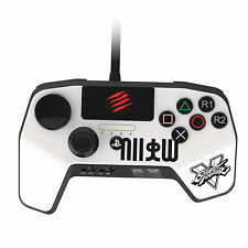 Mad Catz Street Fighter V FightPad PRO Gamepads For PS3/PS4- Brand New!!!