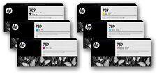 6 x encre HP DesignJet l25500/Nº 789 latex ch615a ch616a ch617a-ch620a Ink