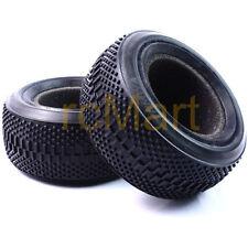 Tamiya Dual Block Tires K (Front 62/25) 1:10 RC Car Buggy DF-03 TRF502X #54185