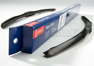 FOR LEXUS IS IS220D IS250 FRONT WIPER WIPERS LEFT RIGHT BLADES DENSO HYBRID NEW
