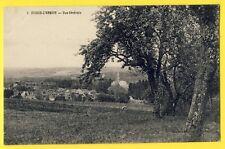 cpa Champagne Ardennes 51 - ORBAIS L'ABBAYE (Marne) Vue générale du VILLAGE