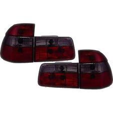 Coppia fari fanali posteriori TUNING BMW Serie 5 E39 95-00 rosso nero Touring 4