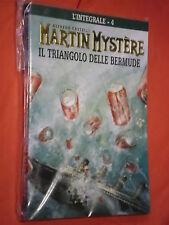 MARTIN MYSTERE- ALFREDO CASTELLI- INTEGRALE -N°4- triangolo - BROSSURATO- HAZARD