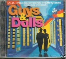 (1F) CC Productions performs, Guys & Dolls - CD