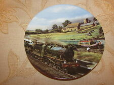 Collectable Davenport Pottery 'Sharing The Sunshine' Decorative Plate No. 4135 D