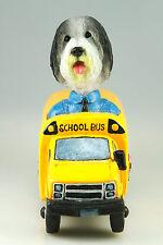 School Bus Bearded Collie See Interchangable Bodies & Breeds @ Ebay Store