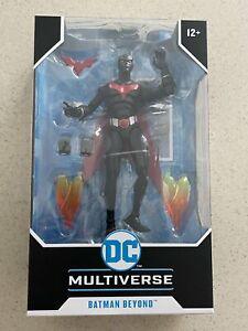 """DC Mcfarlane 7"""" Batman Beyond"""