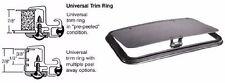 "CRL/SFC 17""x32"" NewPort Sunroof w/Univ Trim Ring - Solar High Performance Glass"