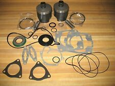 Snowmobile 81mm Top end rebuild kit Polaris 700 Classic ProX RMK VES Engine