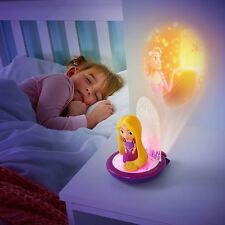 DISNEY PRINCESS RAPUNZEL 3 IN 1 NIGHT LIGHT, TORCH AND PROJECTOR