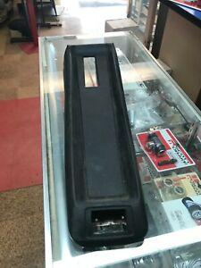 1967 1968 Mercury cougar XR7 lower dash console pad