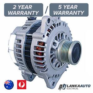 Alternator Fit Nissan X-Trail T30 T31  QR25DE 2.5L PETROL (5 YEAR $299