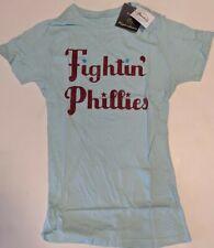 Philadelphia Phillies Fightin' officially licensed Womens T-shirt  NWT Medium