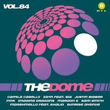THE DOME VOL,84 (Tawil, Adel, Kay One,  Alle Farben, Die Toten Hosen) 2 CD NEW!