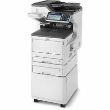 OKI Mc873dnct MFP 4 in 1 A3 Colour Networked 2nd Tray and Cabinet