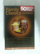 Family Classics 50 Movie Pack Dvd Collection