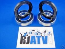 Yamaha Grizzly 125 YFM125 2004-2013 Rear Axle Wheel Carrier Bearings And Seals