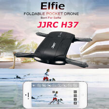 JJRC H37 Altitude Hold HD Camera WIFI FPV RC Quadcopter Drone Selfie Foldable UK