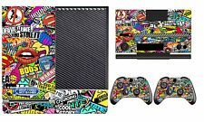 Bombing N262 Vinyl Cover Skin Sticker for Xbox One & Kinect & 2 controller skins