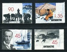 Australian Antarctic Territory 1999 Mawson's Huts, set of 4, used