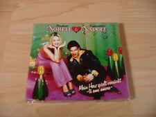 Maxi CD Nadine Norell & Francesco Napoli - Mein Herz spielt verrückt Ti amo amor