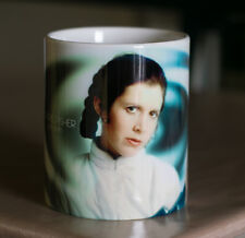 Carrie Fisher Tribute Mug