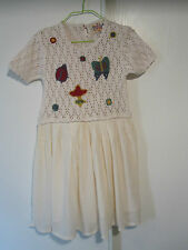 Robe   Taille  taille 8 ans  marque CAMPS Flowers