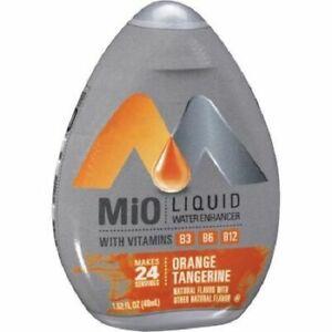 Mio Orange Tangerine Liquid Water Enhancer