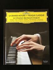 ¤ 2 CD - Collection Musique Classique - LE PIANO ROMANTIQUE