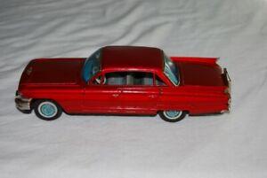 Bandai Cadillac Toy Frition Car, 1961-62, Bandai Co., Japan