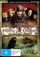 PIRATES OF THE CARIBBEAN At World's End JOHNNY DEPP (2 DVD) ***