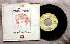 """ORNELLA VANONI / FILI - NON SAI FARE L'AMORE - 7"""" (Italy 1976)"""