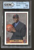2003-04 Dwyane Wade Topps #225 Gem Mint 10 RC Rookie Miami Heat