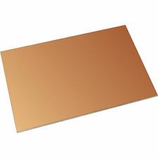 VETRONITE RAMATA DOPPIA FACCIA ca. 265x380mm spessore ca. 1,58mm (2 pezzi)