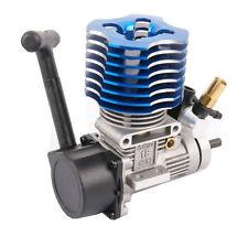 Metal 02060 Vertex 18 Engine Blue Fit RC HSP 1/10 Nitro 94122 94155 94166 94188