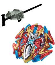 Takara Tomy Beyblade Burst B-120 Starter Buster Xcalibur.1'.Sw Battle Toy
