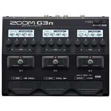 Zoom G3N Intuitive Multi-Effects Processor for Guitarists, New!