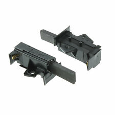 2 Carbon Brushes & Holders For Hotpoint WMA58 WMA60 WMA62 Washing Machines