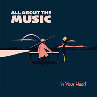 All About the Music In Your Heart (CD, 2018) - Usually ships within 12 hours!!!