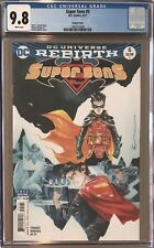 Super Sons #5 Variant CGC 9.8