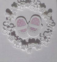 metal cutting dies cut die mold Baby shoes flower ring Scrapbook craft stencils
