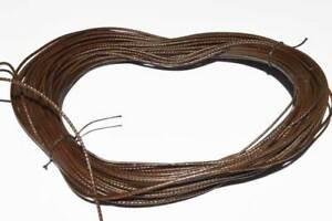 Vintage silk? flyline