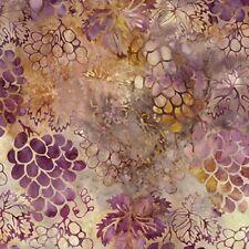 Tigerfish-Purple-Hand-Dyed Batik by Robert Kaufman-BTY-Wavy Lines-Lite /& Dark