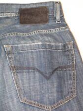 Diesel Jeans Quratt Relaxed Dark Distressed 8Fi  Sz 31 X 25