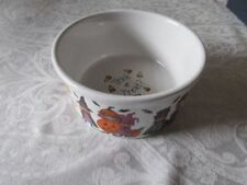 Size S Sturdy Construction Water Or Feeding Bowl Feed Me Signature Housewares Brand New Dog